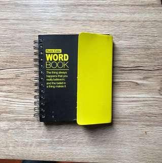 Language Word Book