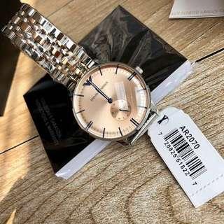 Emporio Armani Watches Gold