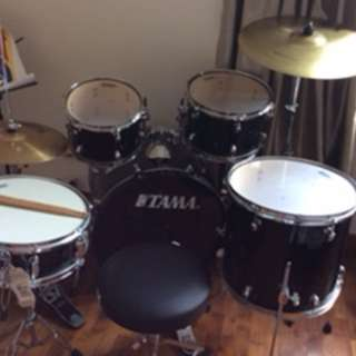 TAMA Rhythm Mate 5 Piece Drum Kit