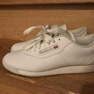 Size 7 - Reebok Classics Princess shoes