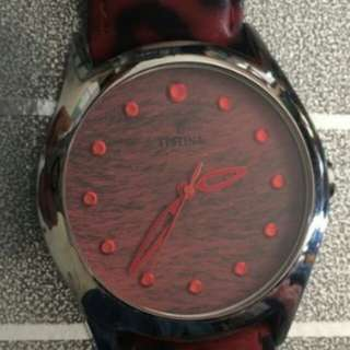 Authentic Festina Swiss watch