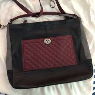 Original Coach Hobo Bag