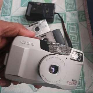 Canon prima shot