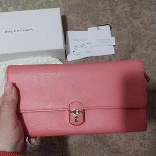Balenciaga wallet 95%NEW 罕有款巴黎世家長銀包