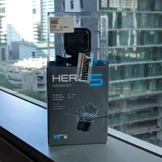 GoPro Hero 5 Session - Brand New In Box (Official Malaysia Warranty)