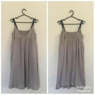 Silver Sun Dress