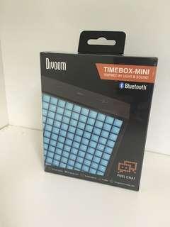 Divoom TimeBox Mini (Blue)