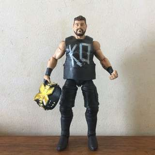 WWE Mattel Action Figure and Accessory