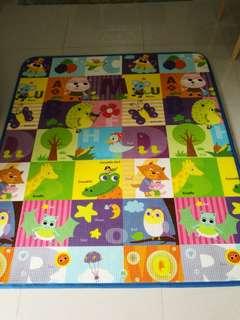 Baby crawl mat children play mat