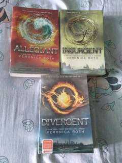 Divergent Series for sale