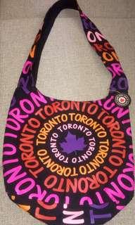 Toronto souvenir body bag
