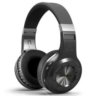 Bluedio HT 藍牙耳機立體聲頭戴式耳機 HIFI重低音運動式藍牙音樂耳筒