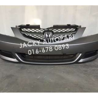 Bumper Depan Facelift Honda City ZX Aria GD8 Japan