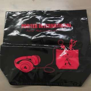 Porter International Recycle Bag