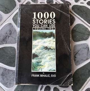 1000 Stories you can use