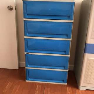 5layer durabox drawers