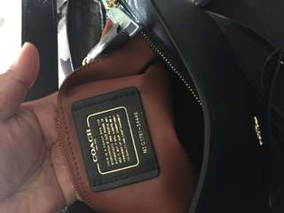 COACH ORIGINAL NOMAD BAG   PRELOVED VGC (Muluss Like New)