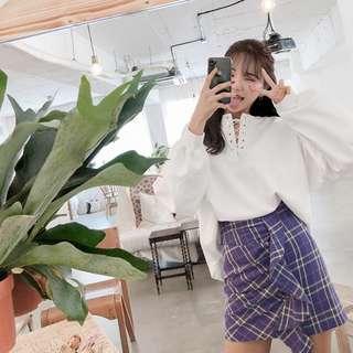 正韓時裝特色短裙