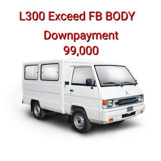L300 Exceed FB Body