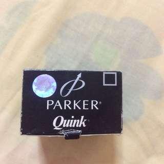 Parker pen ink
