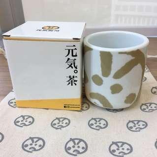 元氣茶杯一隻