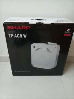 Sharp 空氣清新機 FP-AG9-W