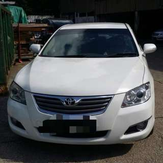 Toyota Camry 2.4A 2008