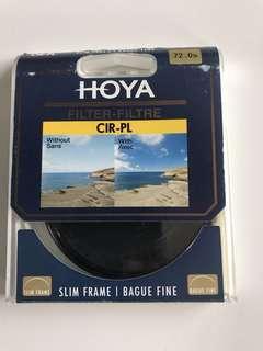 Hoya CPL (72mm)