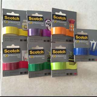 Scotch Expression Washi tape