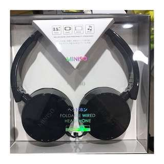 Headphone By Miniso