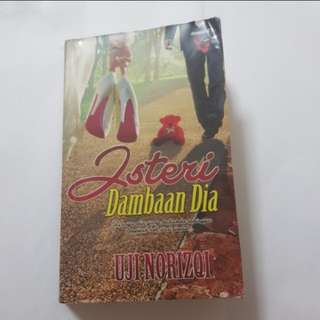 Preloved Malay Novel