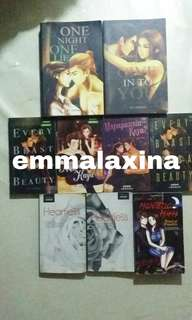 RUSH: JONAXX BOOKS FOR SALE