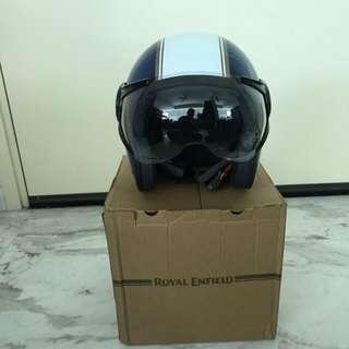 Royal Enfield bomber helmet
