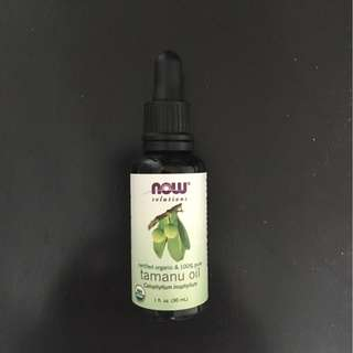 Now Foods Organic 100% Pure Tamanu Oil (30ml)