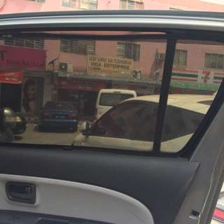 Myvi Window shades (old version myvi)