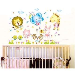 Wall sticker anak