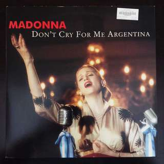 Piringan Hitam/Vinyl Madonna