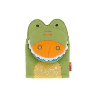 Skip Hop Giraffe Safari - Mirror Puppet - Crocodile
