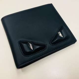 Fendi  Bag Bugs Eye Wallet