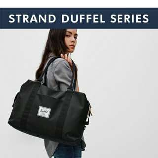 Herschel Strand Duffel Series.💕