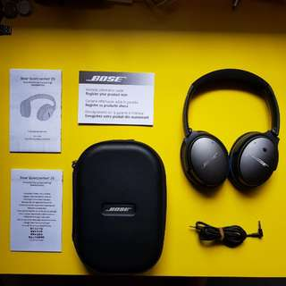 Bose QC 25 QuiteComfort 25