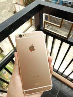Iphone 6 16gb NET garansi jnter