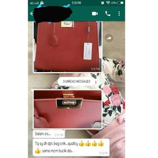 100% Authentic Charles & Keith