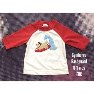 Gymboree Baby Rashguard