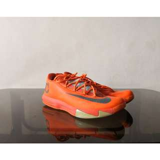 "SUPER CHEAP OVER 4 YRS USED ""KD 6 Total Orange"""