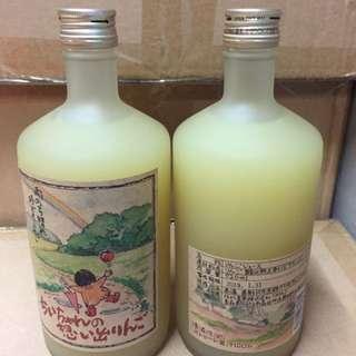 100%青森蘋果汁