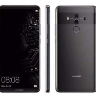 徵收 全新 Huawei Mate 10 pro灰色128gb