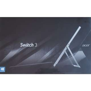 BRAND NEW Acer Switch 3 SW312-31-P45K 2-in-1 detachable multi-touch laptop