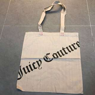 Juicy Couture cloth bag