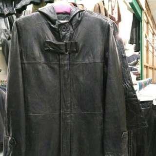 Jaket kulit asli (impor singapore)